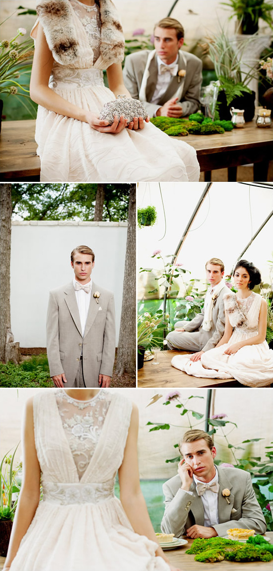 Hummingbird House Wedding From She-n-He Photography