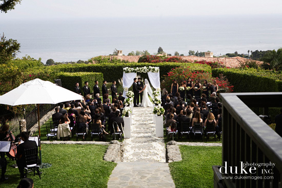 Duke Photography- Sylvia + Jonathan's Malibu Wedding