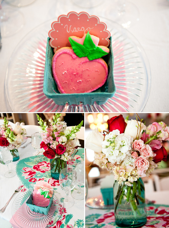 Strawberry Shortcake Bridal Shower