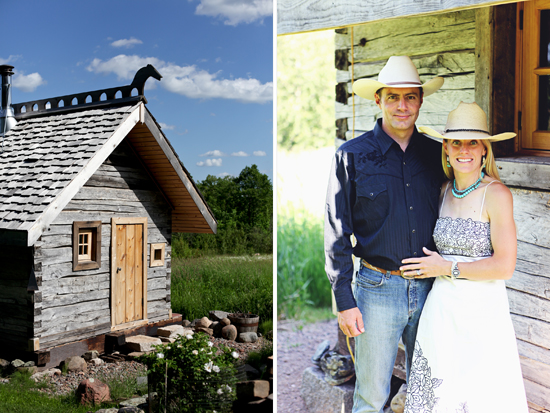 Katy & Tim's Post - Elopement Western Themed Awesome Reception
