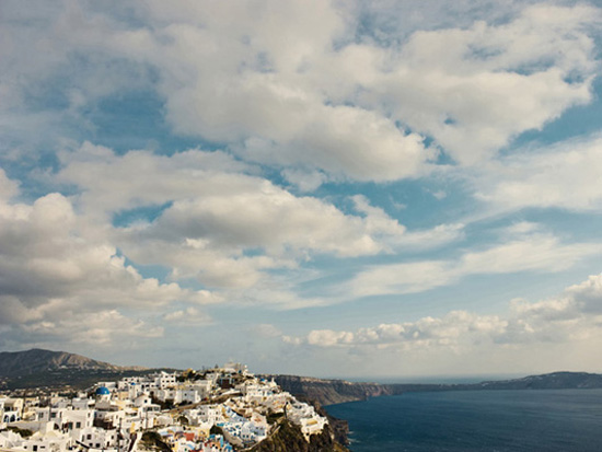 Kay & Soloman - Santorini, Greece - Photography & Super 8mm
