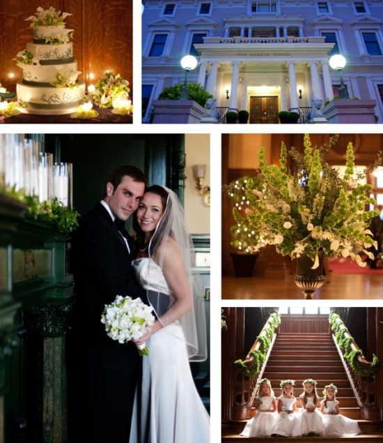 I do Venues ~ Hamlin Mansion ~ Entertaining in Style