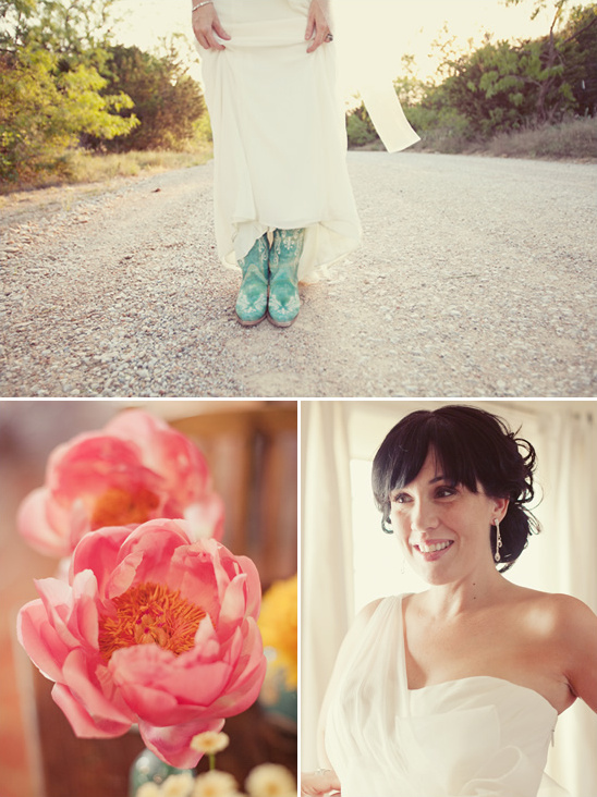 Country Vintage Texas Wedding