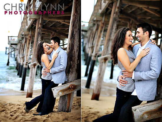 Natasha+Nima | YOU+ME Engagement Session by CHRIS+LYNN