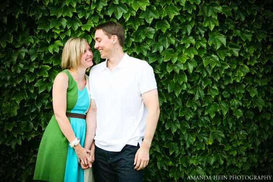 Jenny + Seth :: Chicago, Illinois Engagement Session