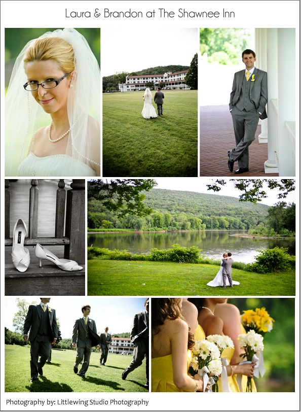 A Pocono wedding at The Shawnee Inn