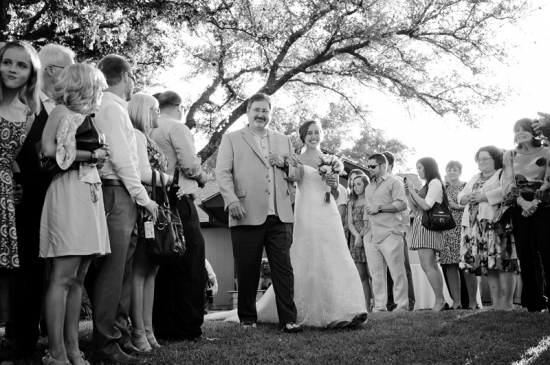 Backyard Wedding by LifeAsArt Photography