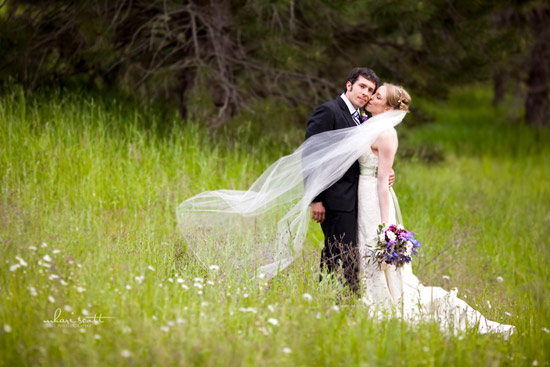 Seattle Wedding Photographer at Pine River Ranch