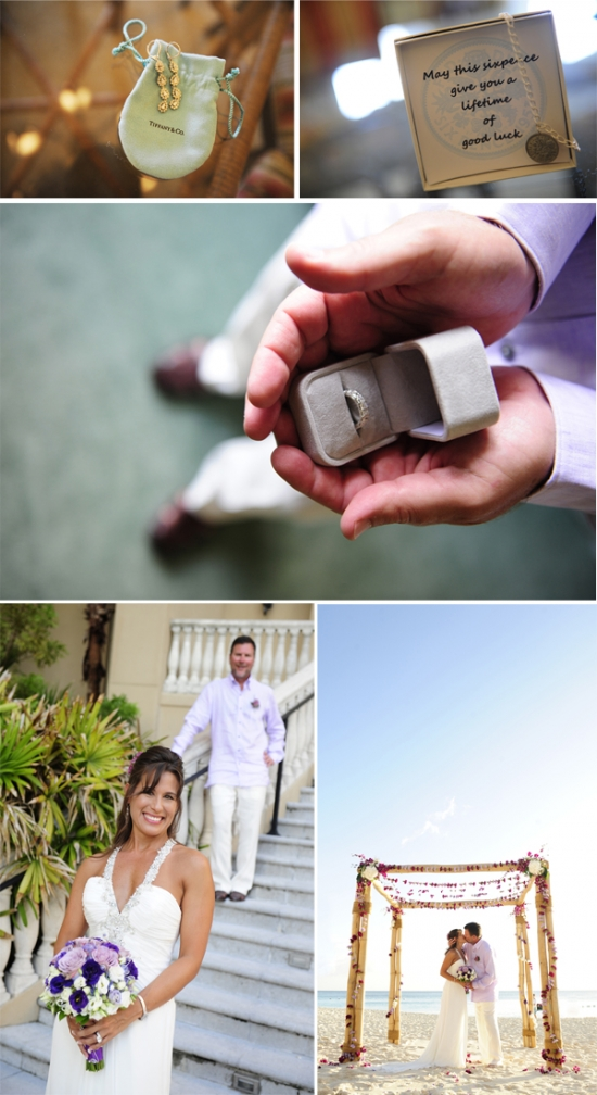 Cayman Islands Real Wedding ::  Lisa and David