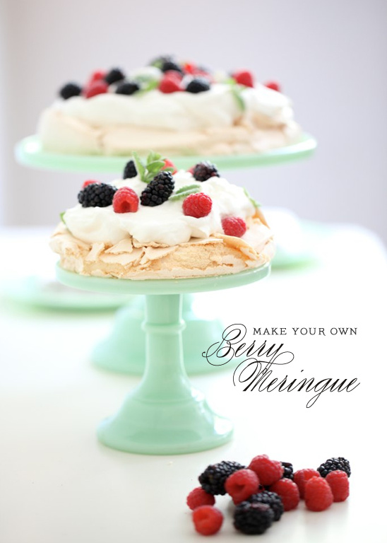Do It Yourself Meringue