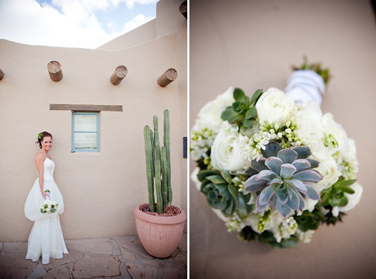 Desert Botanical Garden Wedding