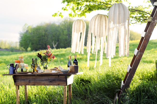 Tuscan Picnic Wedding Inspiration