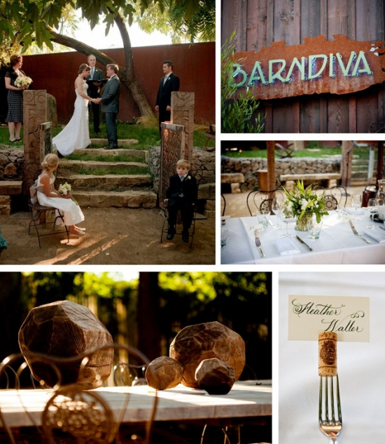I do Venues ~ Barndiva ~ Vintage with a Twist