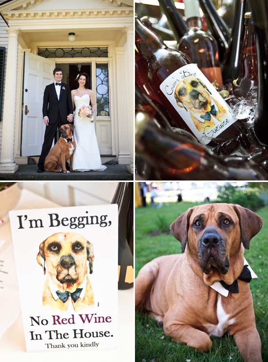 Black Tie Boston Wedding