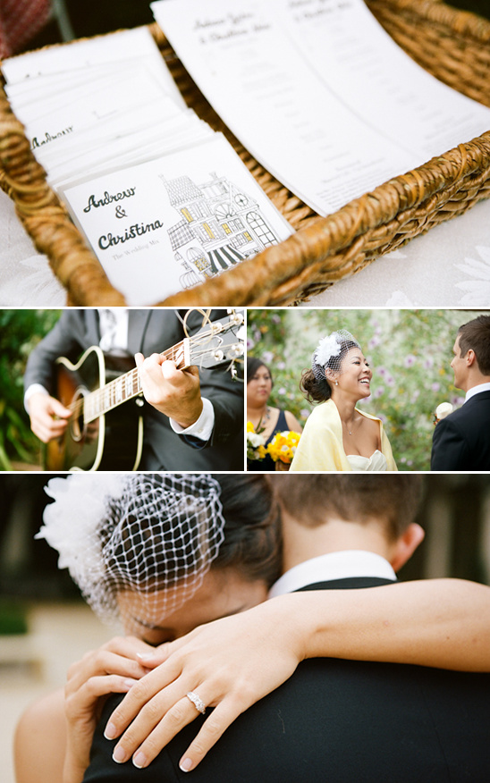 Playful Wedding Ideas by Picotte Weddings Photography