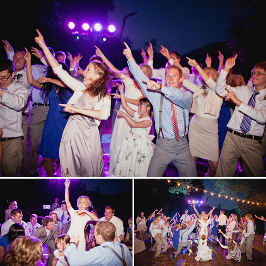 Parker Ranch Wedding Reception From Matthew Morgan Photography
