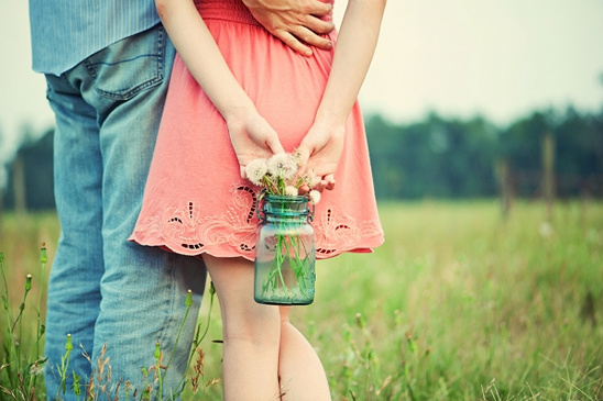 Southern Engagement Shoot by Cheryl Joy Miner Photography