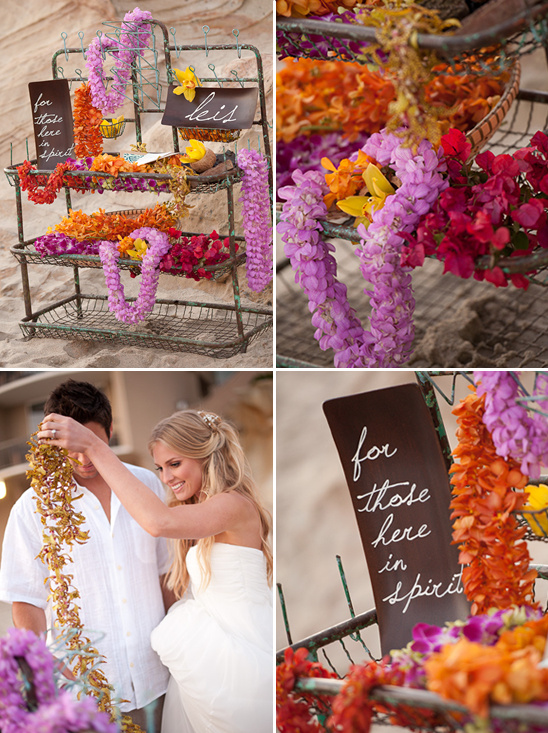 Multi-Cultural Beachy Wedding Ideas