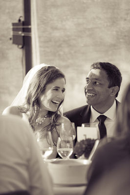 Indian and Western Wedding By Carlie Statsky Photography