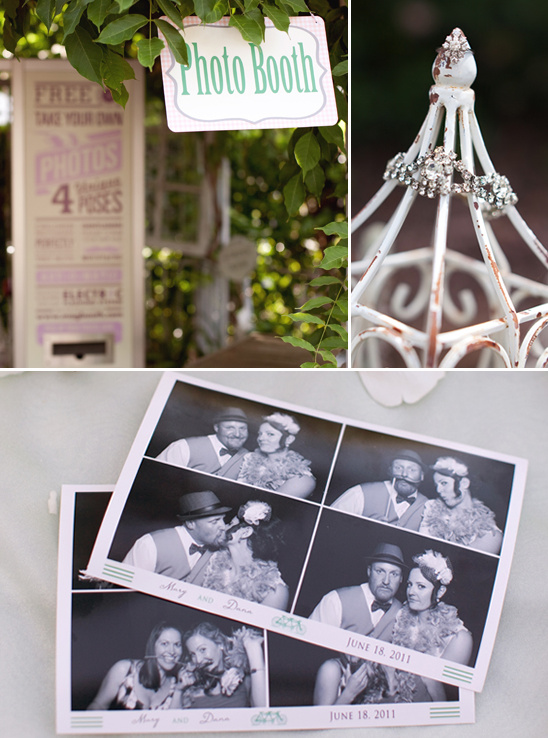 A Simply Shabby Chic Wedding