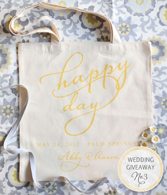 Wedding Giveaway: $500 Gift Certificate To The Wedding