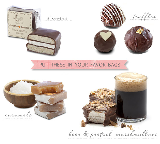 Wedding Giveaway | Win Favor Bags And $350 From Truffle Truffle