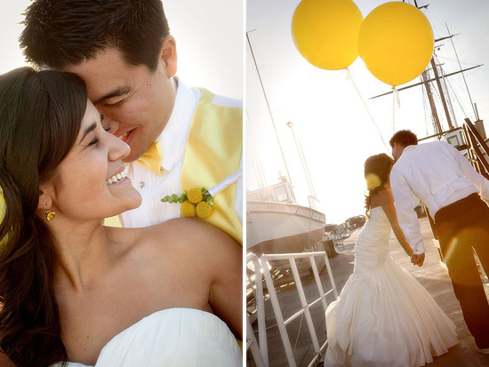 Berkeley Ferry Wedding. San Diego, California