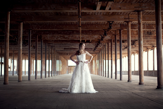 A Vintage Bride by Jennefer Wilson Photography
