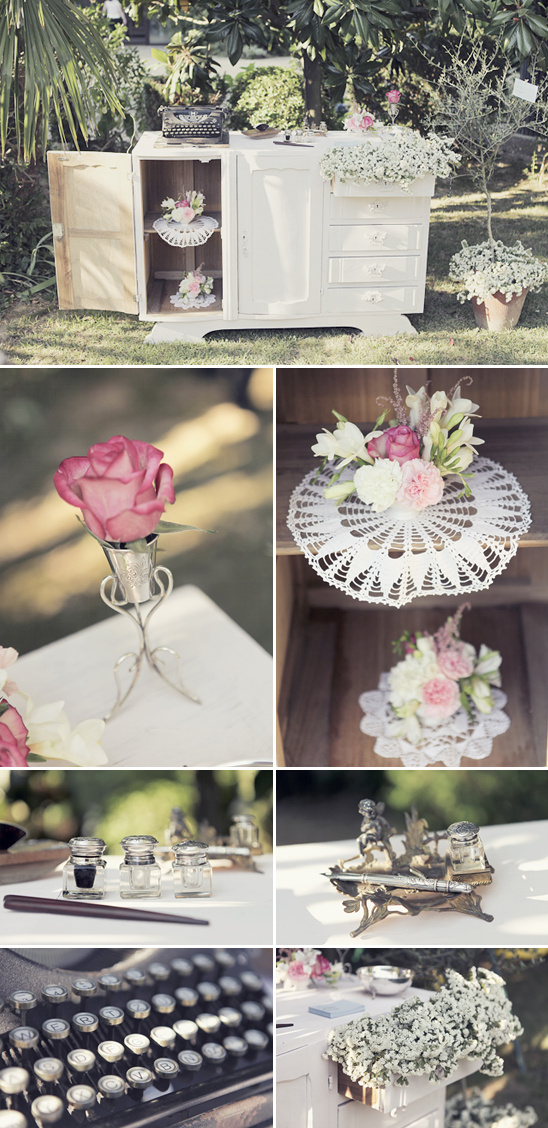 Vintage Chic Portugal Wedding