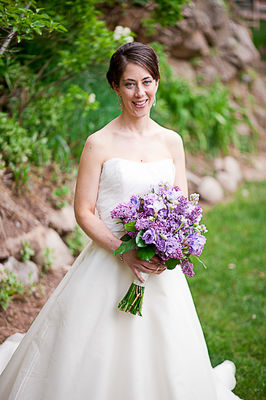 Beautiful Spring Wedding by Brooke Trexler Photography