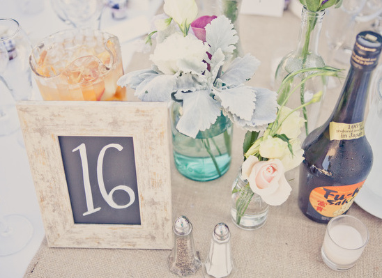 Vintage/Anthropologie Themed Wedding