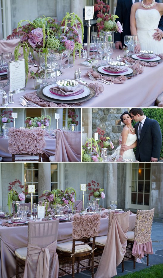 Romantic Elegance Wedding Ideas