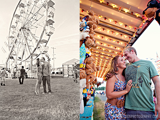 Indiana Fair Engagement Shoot