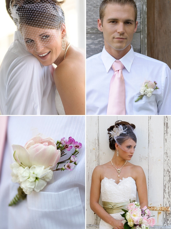 Perfectly Pink Wedding Ideas From Foxtale Photography