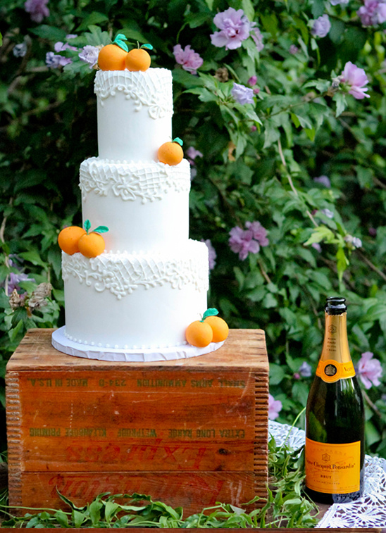 Citrus Wedding Ideas From Lyndsey Hamilton Events