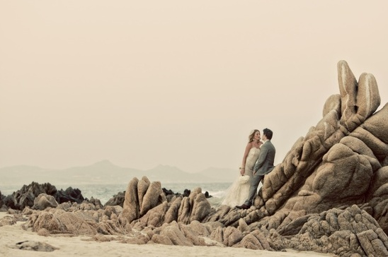 One and Only Palmilla wedding, Los Cabos Mexico