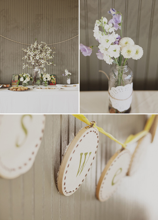 Glorious Down-Home Inspired Affair by Ulmer Studios