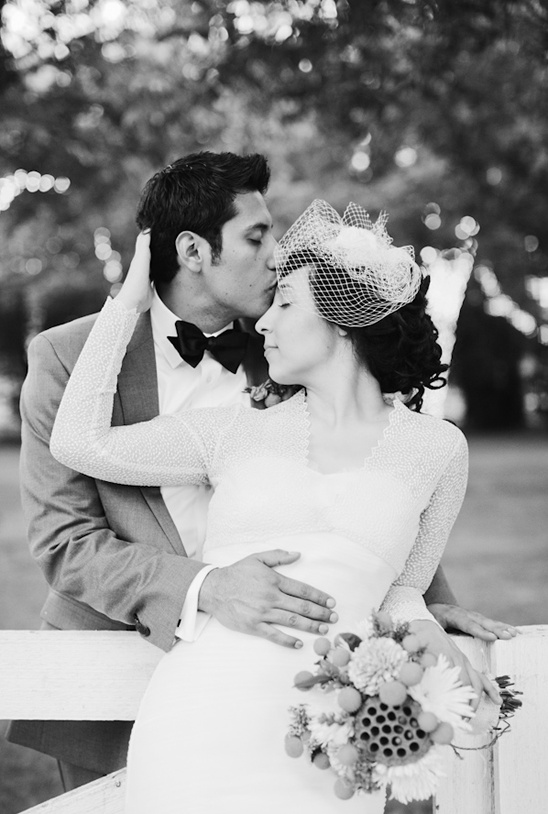 Southern Vintage Arizona DIY Wedding