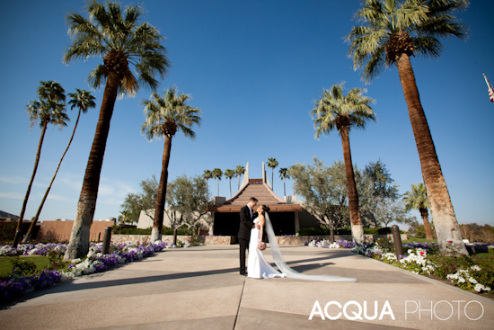 Palm Desert Wedding at the famous La Quinta Resort