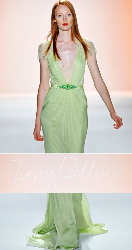 Jenny Packham 2012 Ready to Wear Collection