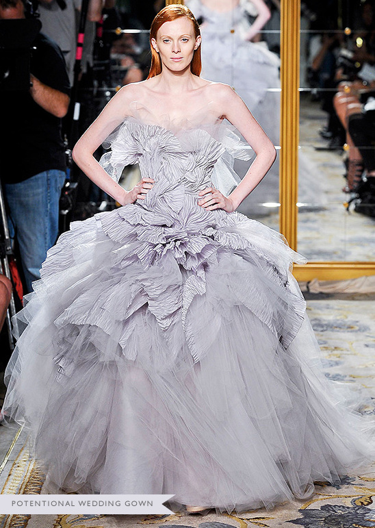 Marchesa 2012 Spring Collection