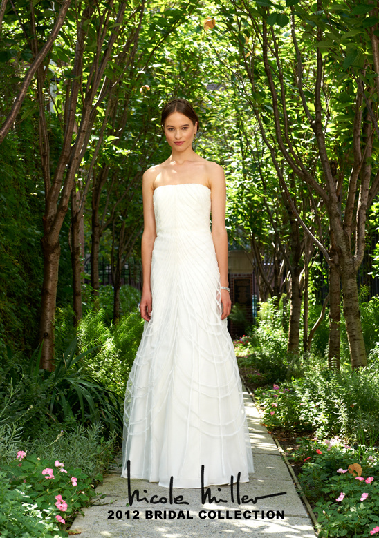 Nicole Miller 2012 Bridal Collection