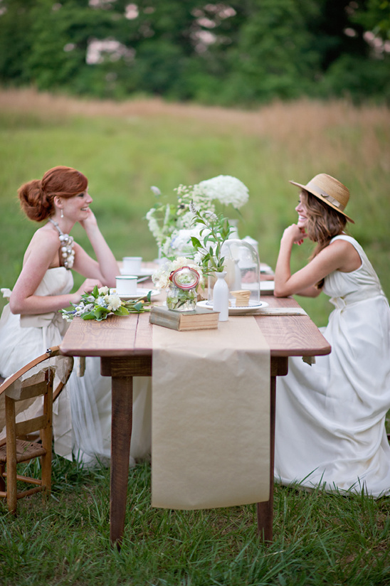 Old Fashion Wedding Ideas
