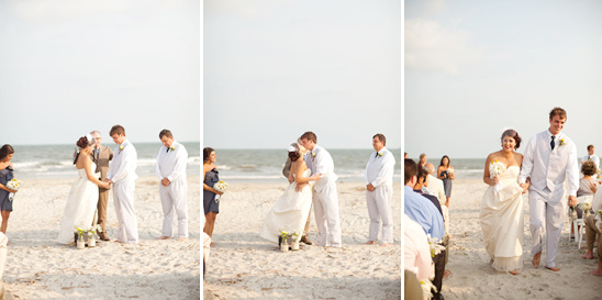 South Carolina Beach Wedding