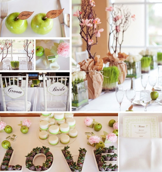 I do Venues ~ Design ~ Granny Smith Green