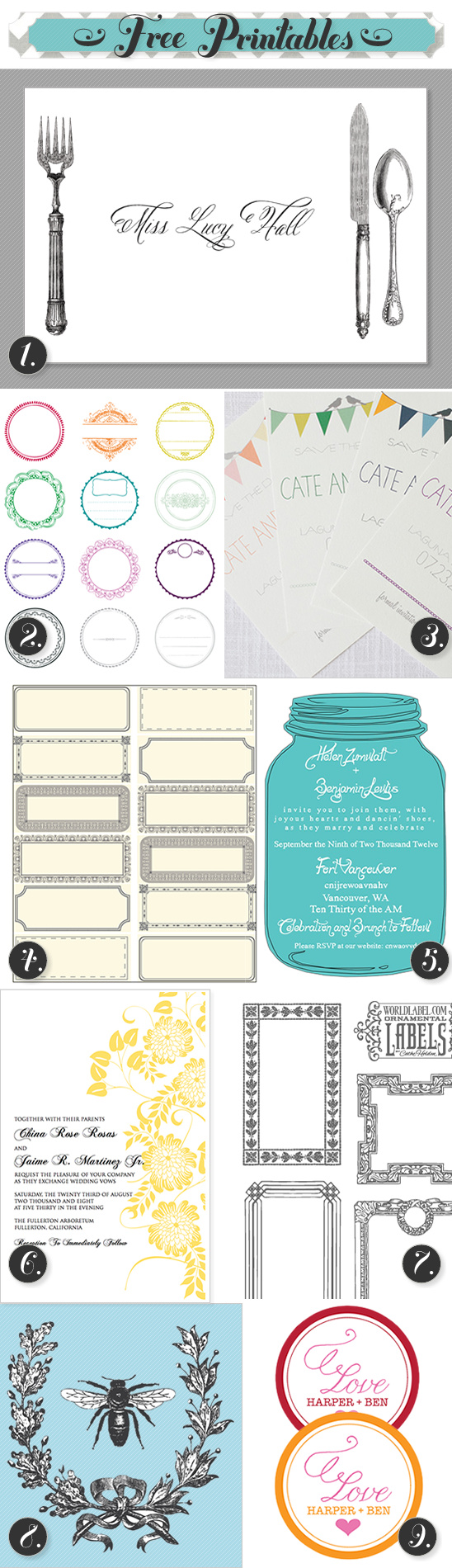 blog printable invitations printable invitations