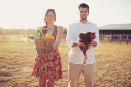 Organic Texas Engagement Photography with Ryan Price Photography