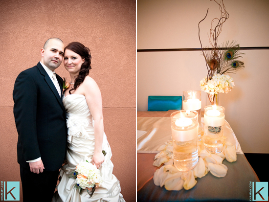 Madeline's Weddings - Real Winnipeg Weddings ~ Christina & Dallas!