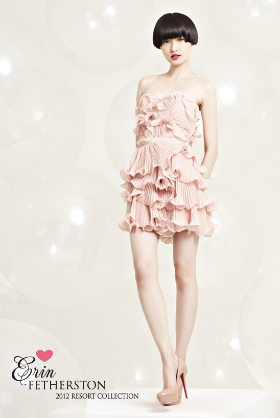 Erin Fetherston Resort 2012 Collection