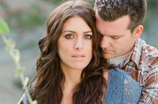 Sweet and Sexy Engagement Photography by Heather Elizabeth Photography